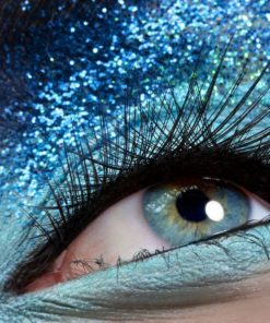 Stargazer Eye Makeup
