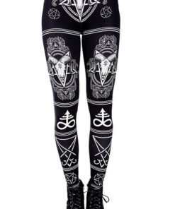 Re Style SATANIC LEGGINGS